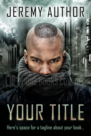 ebook cover design, sci-fi & dystopian
