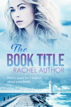 ebook cover design - general fiction, romance & mystery