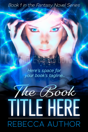ebook cover design - fantasy & paranormal