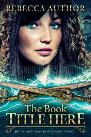ebook cover design, fantasy genre