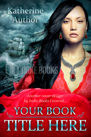 ebook cover design, fantasy historical fiction