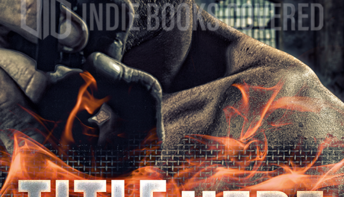 ebook cover design, thriller & action